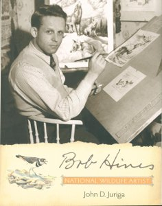 Bob Hines, national wildlife artist