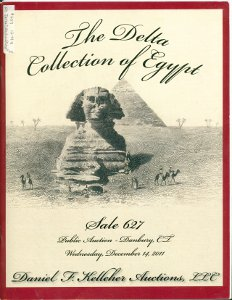 The Delta Collection of Egypt