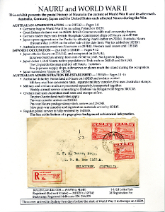 Postal history of German Nauru