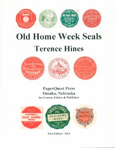 Old home week seals
