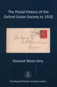 Postal history of the Oxford Union Society