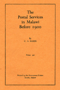 Postal services in Malawi