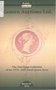The Ted Nixon Collection of the 1870-1897 Small Queen Issue