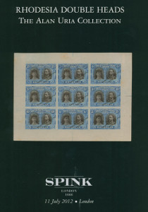 Rhodesia double heads